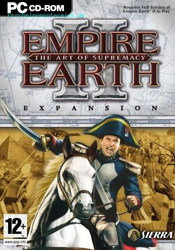 Descargar Empire Earth II The Art Of Supremacy  [Expansion Pack] por Torrent